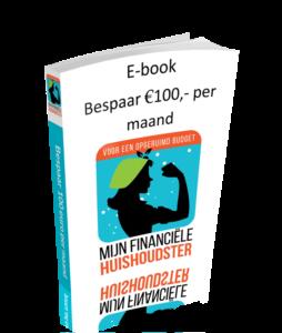 Ebook-bespaar-100-euro-per-maand