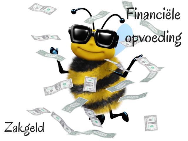 Financiële opvoeding – Zakgeld