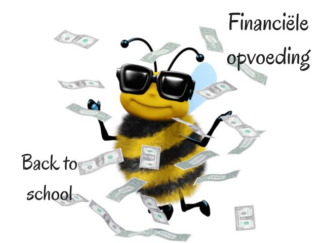 Financiële opvoeding – Back to school
