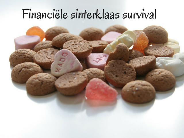 Sinterklaas survival